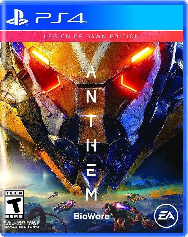 Amazon com: Anthem: Legion of Dawn Edition - PlayStation 4