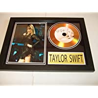 Taylor Swift firmado Oro disco