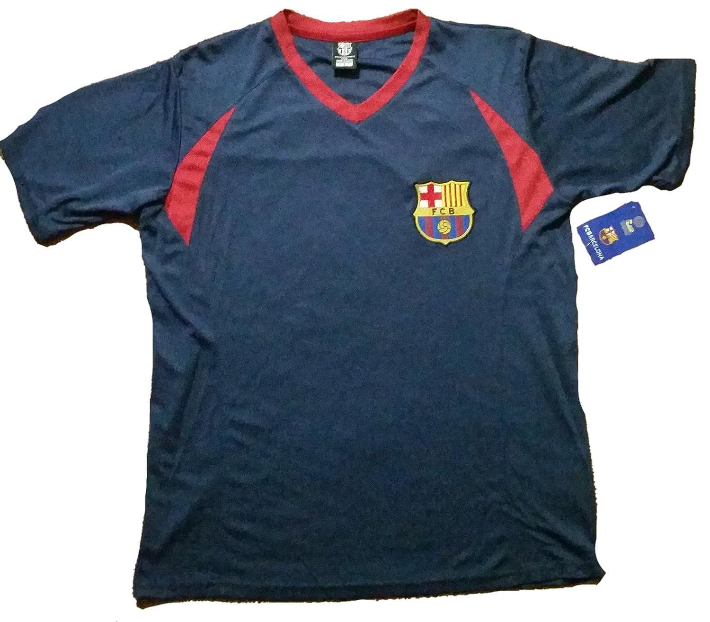 ec8e3c66d Amazon.com   Barcelona FC Officially Licensed Home 2016 Soccer Shirt  Football   Sports
