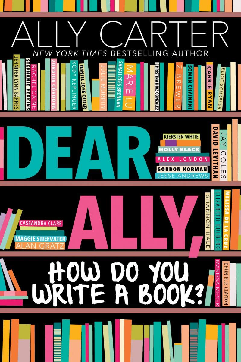 Dear Ally How Write Book product image