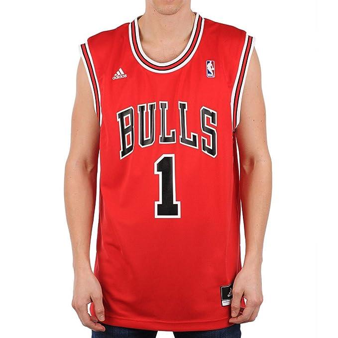 adidas Replica Camiseta, Hombre, (NBA Chicago Bulls 1-300 ...