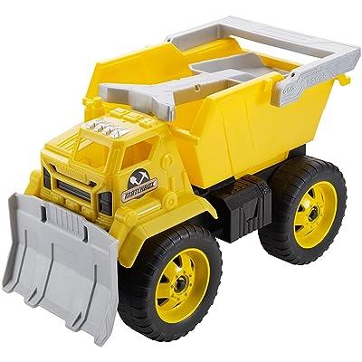 Matchbox Sand Truck: Toys & Games