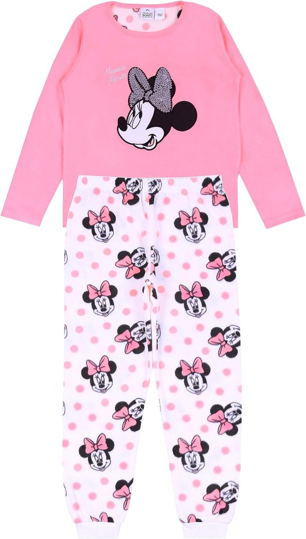 -:- Minnie Mouse -:- Disney -:- Pijama neón