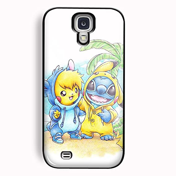 dec3a5aaf5 Image Unavailable. Image not available for. Color: Cute Pikachu and Stitch  for iPhone Case ...