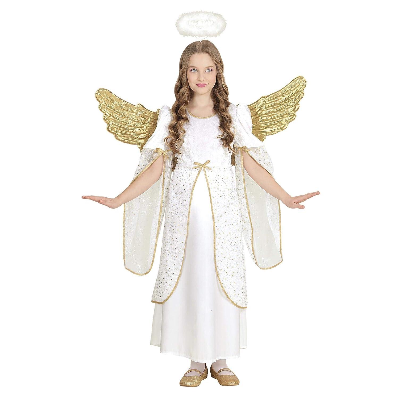 WIDMANN Générique no2281/M ? Disfraz Ángel talla 5/7 años, 128 cm ...