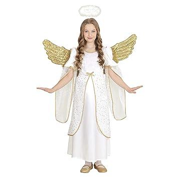 WIDMANN Générique no2281/L ? Disfraz Ángel talla 8/10 años 140 cm ...