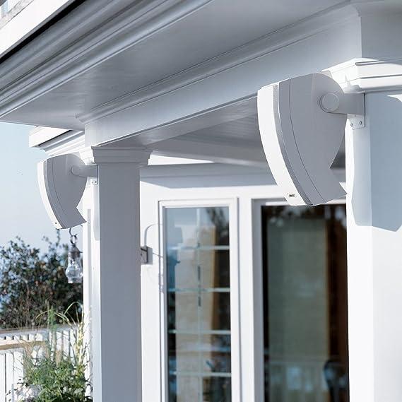 Bose® 251® - Altavoces para el exterior (estéreo, 200 W), blanco: Amazon.es: Electrónica