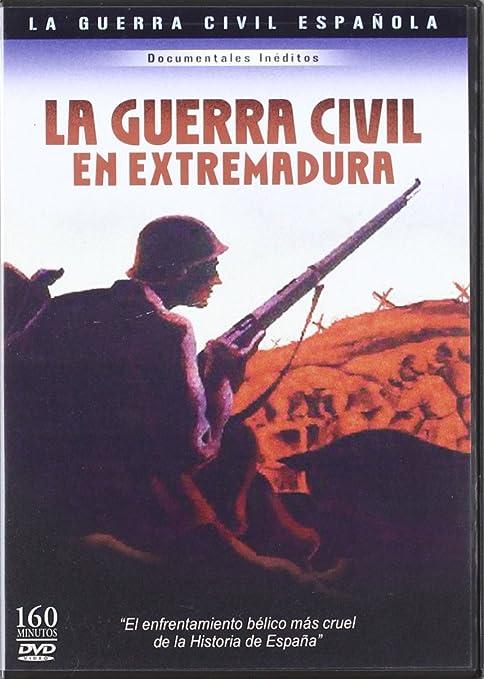 La Guerra Civil en Extremadura [DVD]: Amazon.es: Eugenio Monesma ...