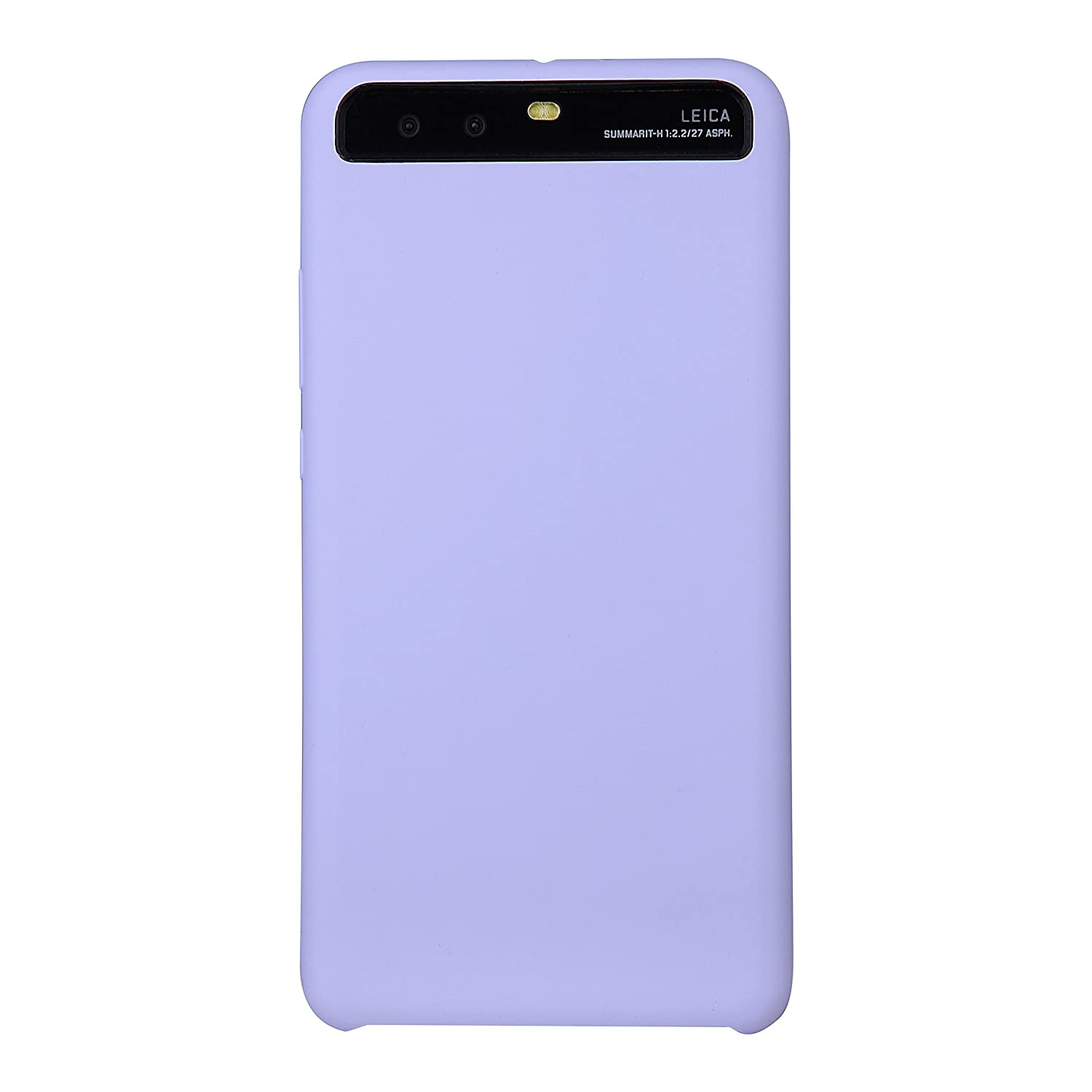Xiu7 Candy Silicone Case for Huawei P10 Plus, ultra-slim and lightweight design-Purple