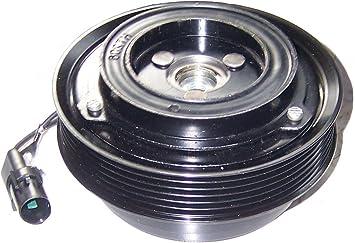 AC Compressor Clutch NSK BEARING fit; 2007-2009 Hyundai Entourage Made in USA