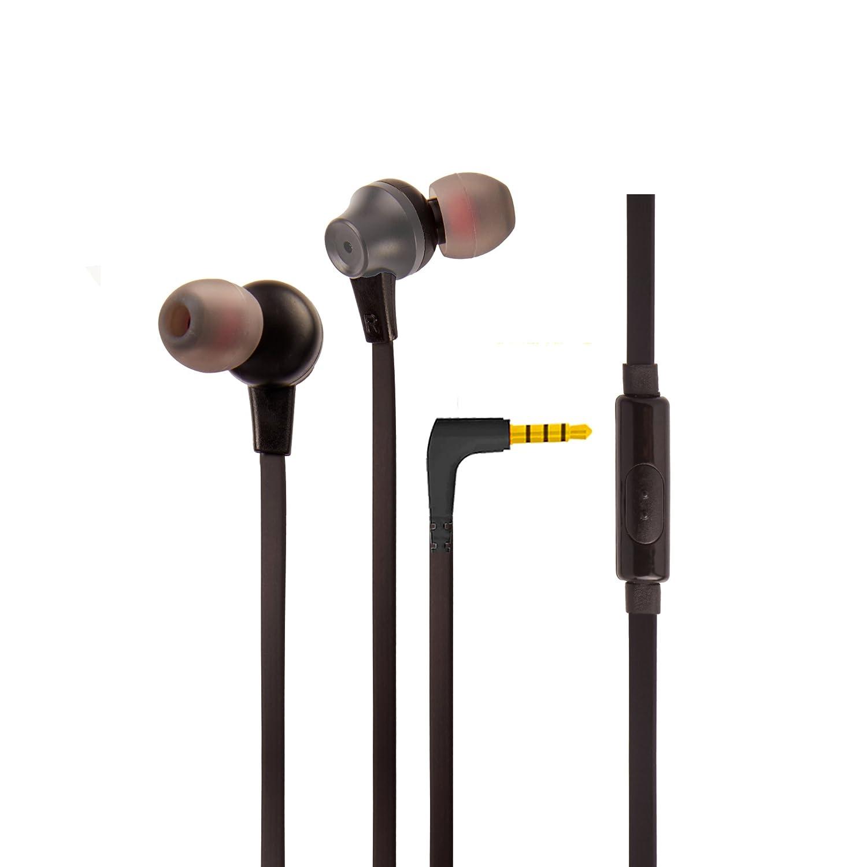 d180ae95709 Envent Beatz 307 ET-EPIE307 in-Ear Headphone with Mic: Amazon.in:  Electronics