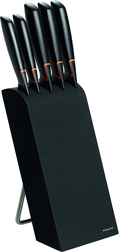 Fiskars Edge Affilalama 3.5 x 8.8 x 16.6 cm Nero