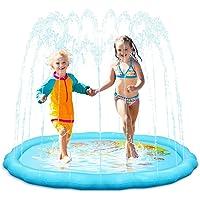 Hyvigor Aspersor de Almohadilla de Salpicadura 68inch para Niños Pequeños de 3 Años+, Splash…