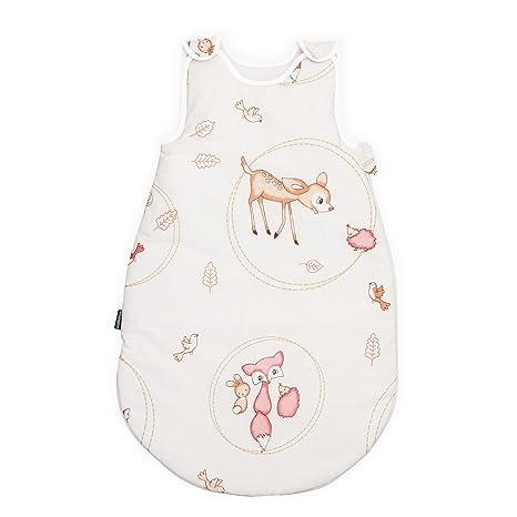 Ciervos y amigos PatiChou Sacos de dormir para bebés 24-36 meses (