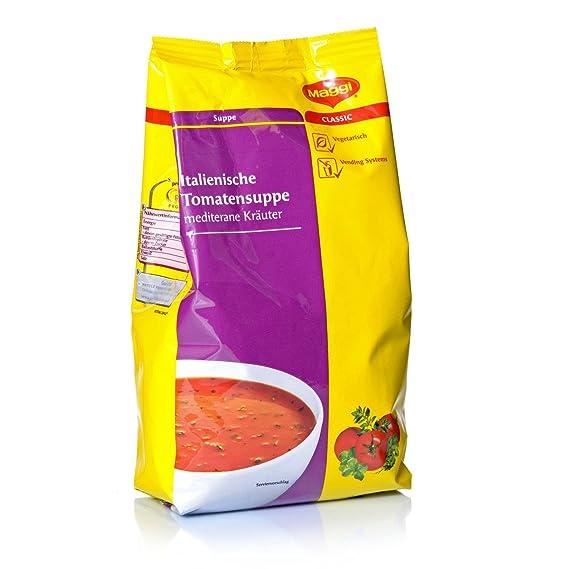 Maggi Italiano sopa de tomate Automat sopa 6 x 1 kg