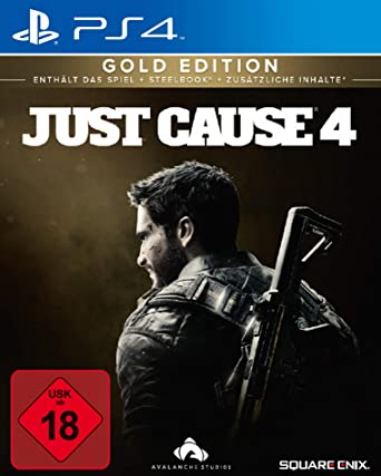 5335feb710 Just Cause 4 - Gold Edition - [PlayStation 4]: Amazon.de: Games