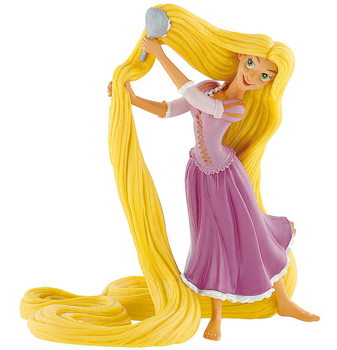 Rapunzel Figura Copa De Vino Disney Tangled