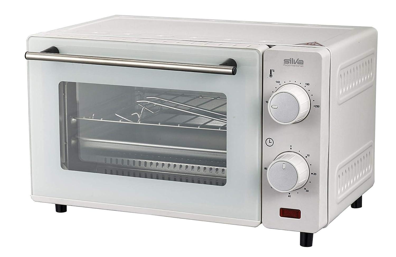 9 litri con teglia 650 griglia e pinza Mini forno colore: Crema in acciaio INOX Silva Homeline MB 9500 MB 9500 100-230/° C