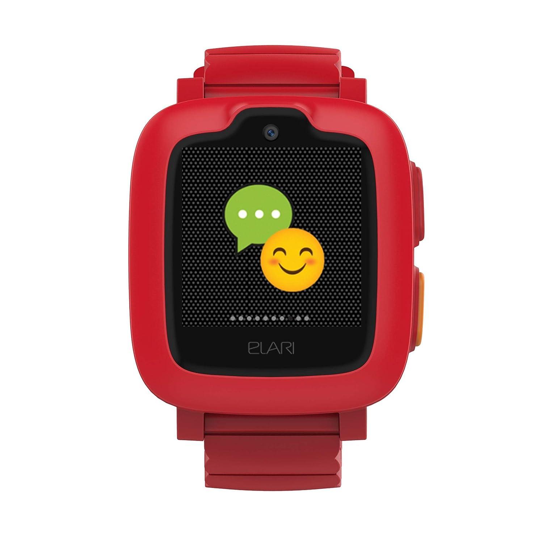Elari KidPhone 3G Red GPS Tracker Personentracker Rot ...