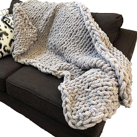 Premium Grey Jumbo Cord Soft Velvet Chenille Luxury Fabric Upholstery Cushion