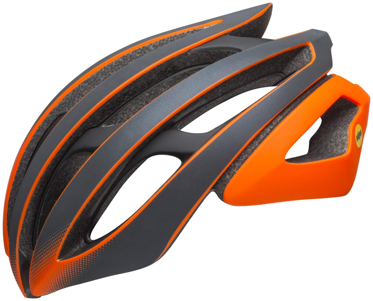 Bell Z20 Ghost MIPS Cycling Helmet - Ghost Matte Orange Reflective Small by Bell (Image #2)