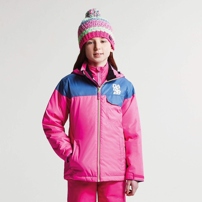 Dare 2b Kinder Tyke and Breathable Kids Ski Jacke