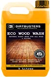 Dirtbusters Eco Wood Floor Wash Natural Soapy Wood Cleaner For All Wood And wooden Floors Cleaning 5 Litres (1)