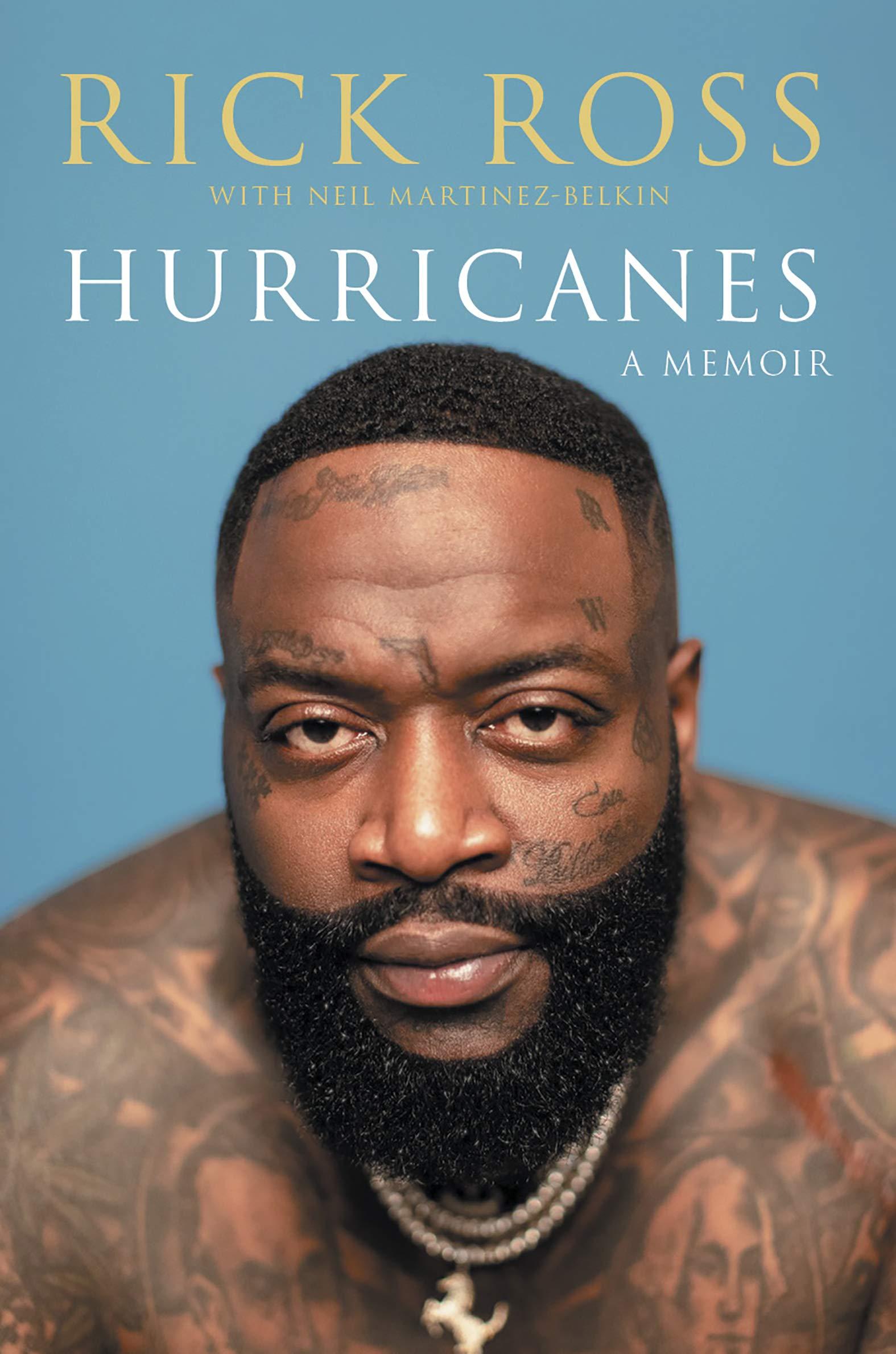 dbd4beac524 Amazon.com  Hurricanes  A Memoir (9781335999283)  Rick Ross