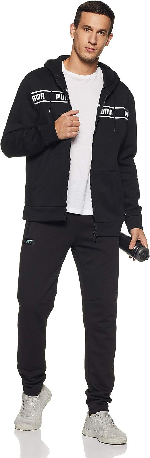 Puma Pantalon de survêtement Mercedes AMG: Amazon.es: Deportes y ...