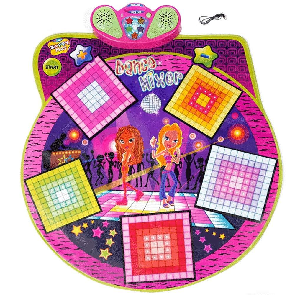 子供のおもちゃ1-3-6歳の子供たち早期教育パズル室内楽ダンスカーペット男の子と女の子音楽おもちゃ誕生日プレゼント (サイズ さいず : B) B07KNGV5YN  A A, マキゾノチョウ 12f922a5