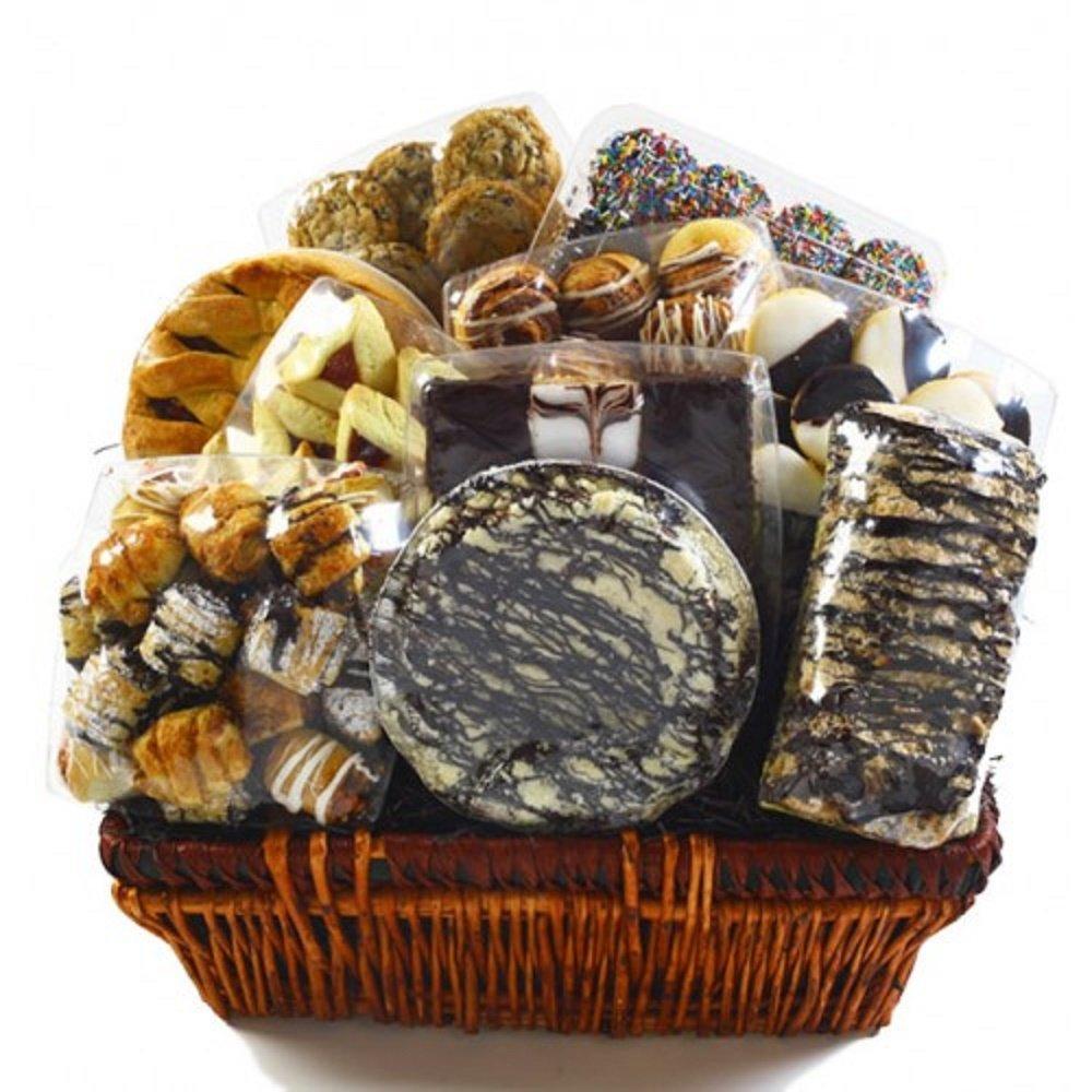 Kosherline Executive VIP Fresh Baked Goods Kosher Gift Basket by Kosherline