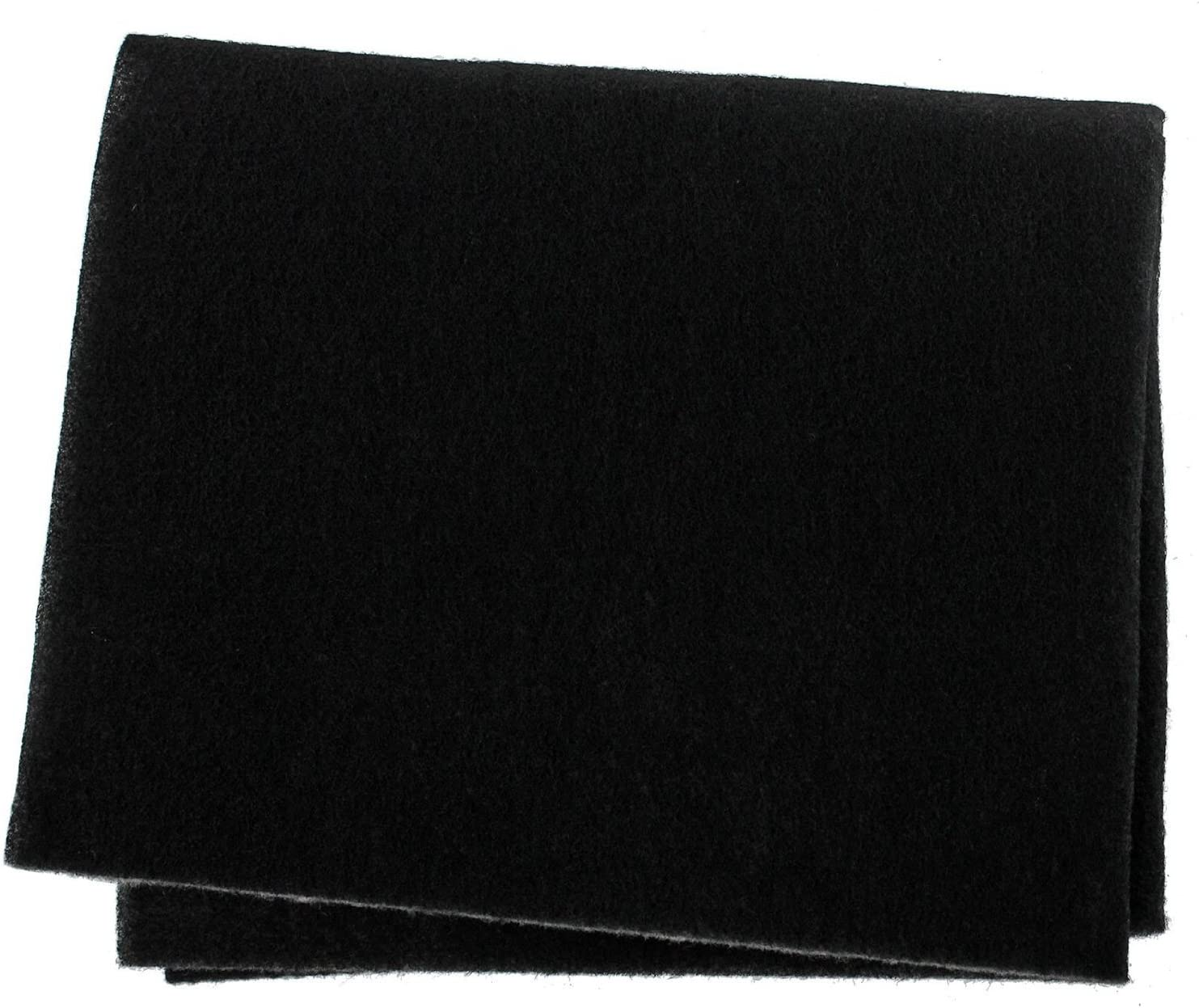 Carbon Charcoal /& 2 Grease Filter for Cooker Hood Vent Extractor EFF57