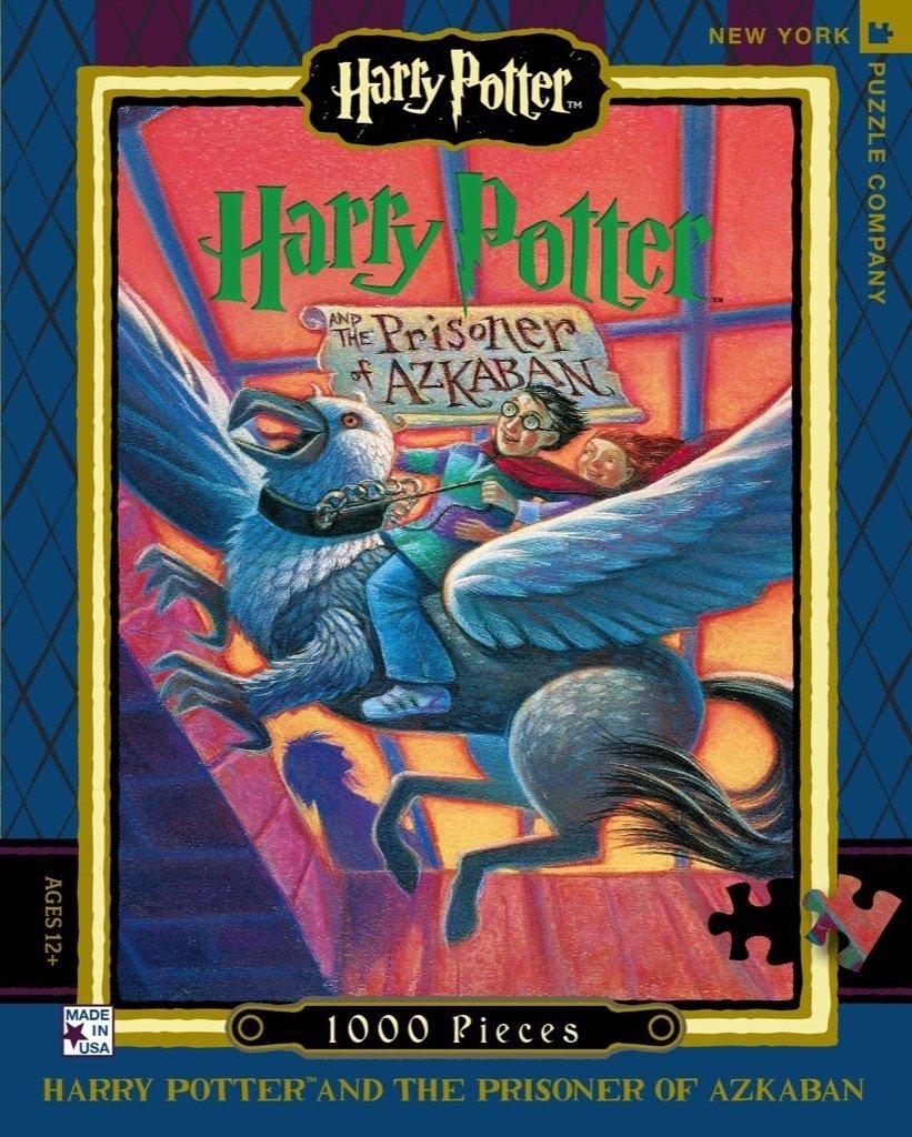 1000 Piece Jigsaw Puzzle Harry Potter Prisoner of Azkaban New York Puzzle Company