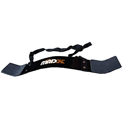 MADX Fitness biceps Isolateur Bras Blaster Bomber haltérophilie Gym Sangle