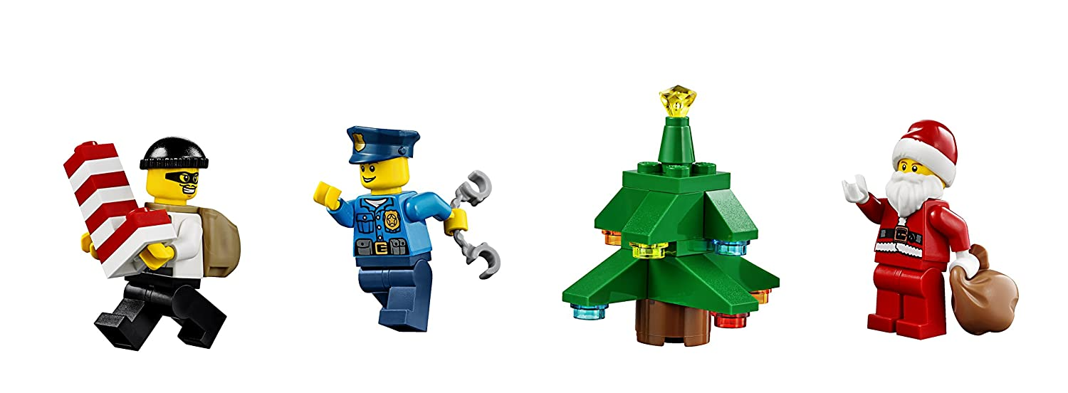 Lego City Advent Calendar 60063