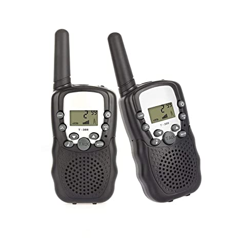 Amazon com : MFEI Kids Walkie Talkies 2pcs 0 5W 8 Channels