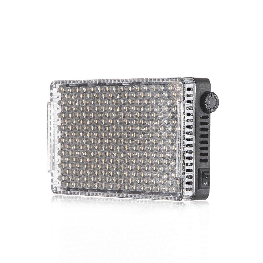Aputure Amaran AL-F7 On Camera LED Video Light Color Temperature 3200-9500K CRI/TLCI 95+ Led Panel Versatile On-Camera LED Light (Updated version of Aputure Al-H198) by Aputure (Image #5)