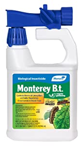 Monterey B.T. Insecticide Ready-to-Spray 32oz