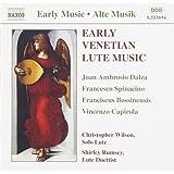 Venezianische Lautenmusik des 16. Jahrhunderts