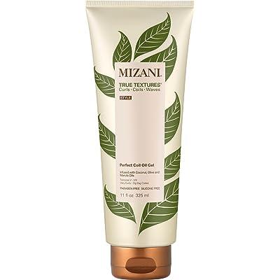 """NEW"" Mizani True Textures Perfect Coil Oil Gel - The Wash N Go Gel 11oz / 325ml"