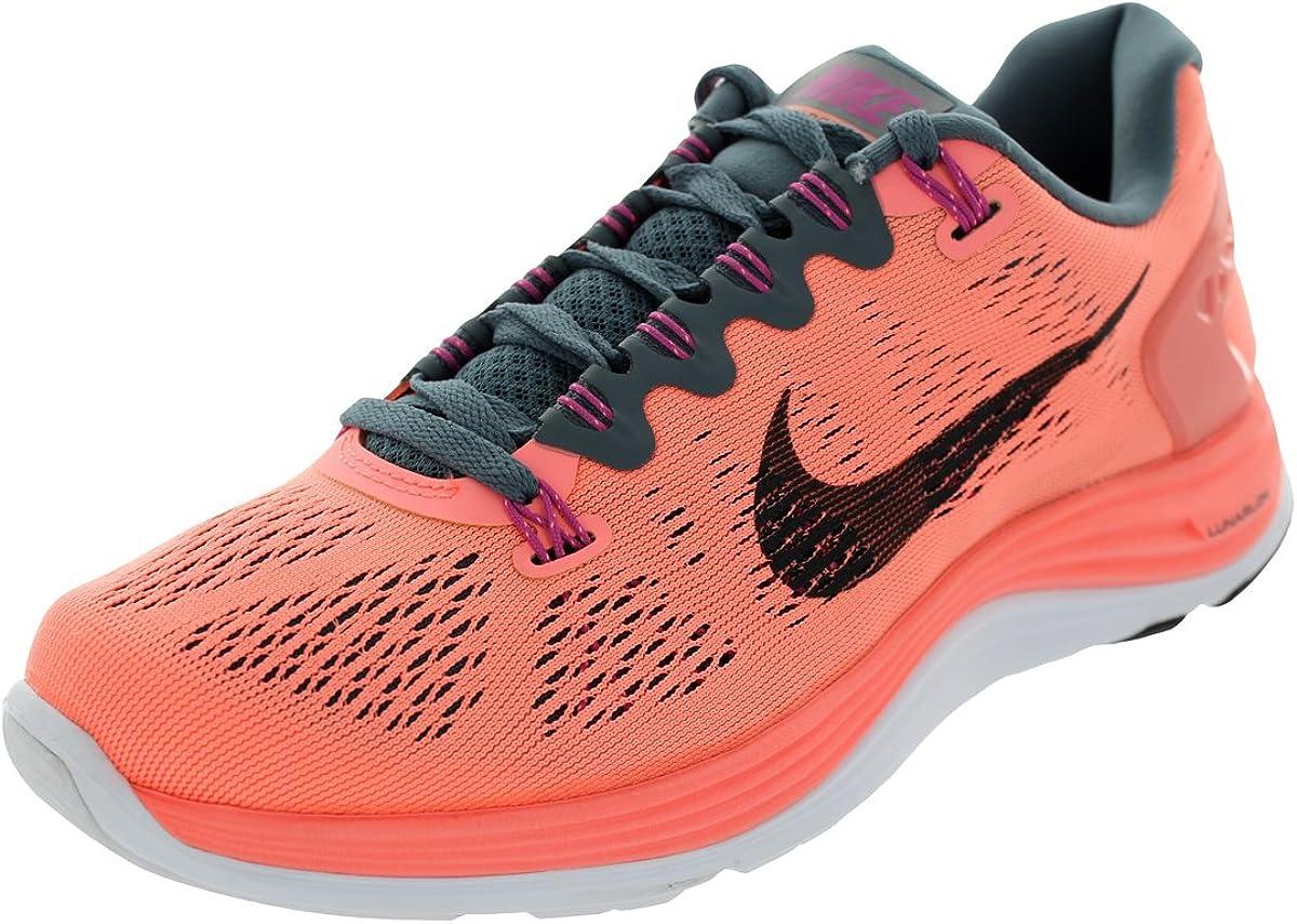 NikeLunarglide+ 5 - Zapatillas de Entrenamiento Mujer, Color, Talla 38.5 EU: Amazon.es: Zapatos y complementos