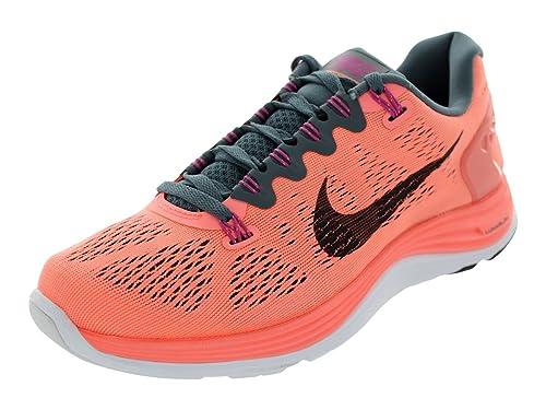 best website bd136 b9ff2 Nike Women s Wmns Lunarglide 5, ATOMIC PINK BLACK-ARMORY SLATE-CLUB PINK,  5.5 M US  Amazon.ca  Shoes   Handbags