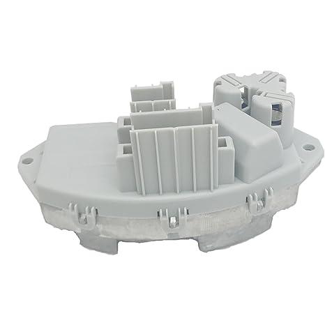 New Blower Motor Resistor Regulator for BMW E82 E90 E91 E93 X5 F25 64119265892