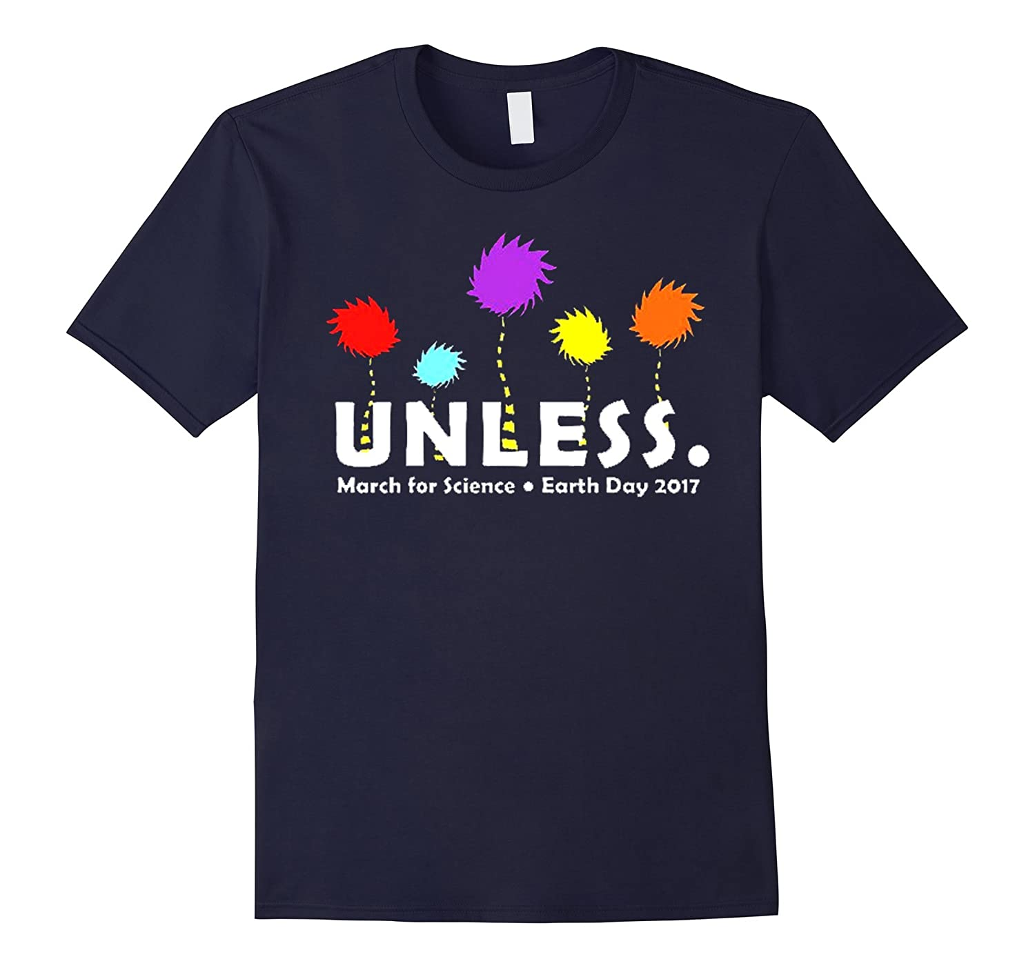 Cool Unless March for Science Earth Day 2017 T-Shirt-Vaci