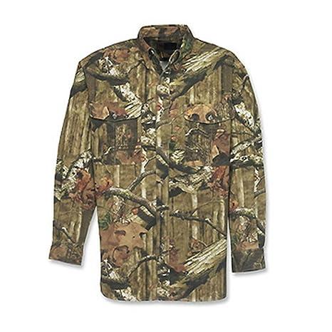 98b1fc42e1f97 Amazon.com : Browning Wasatch Long Sleeve Shirt, Mossy Oak Break-Up ...