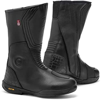 FBR040 - 0010-36 - Rev It Quest OutDry Ladies Motorcycle Boots 36 Black (