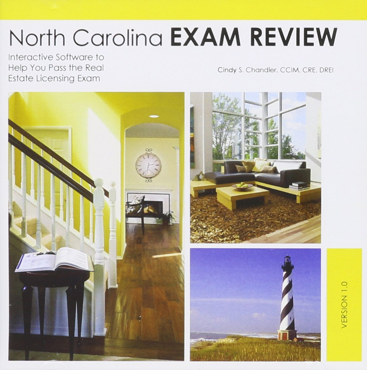 Amazon North Carolina Real Estate Licensing Exam Review Toys Games