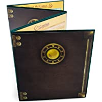 The Master's Tome 4-Panel Customizable GM Screen with Free Inserts by Stratagem (Green)