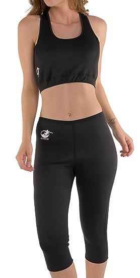 SECRETDRESSING - Panty leggings Moldeador de transpiración ...