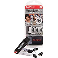 Alpine MusicSafe PartyPlug - Tapones para los oídos, MusicSafe Pro, Negro